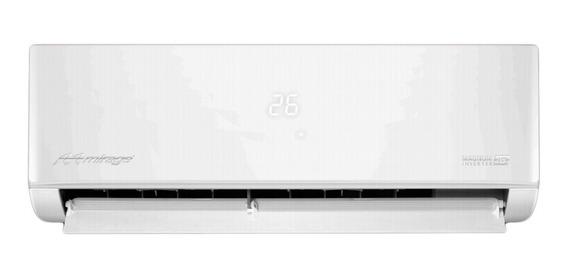 Aire Minisplit Inverter 220 V 1 Tonelada Frio Mirage Mag 16
