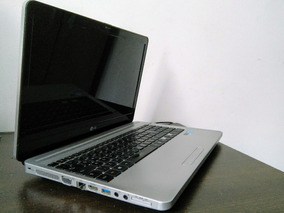 Notebook Lg A560, I7, 8gb, Ssd 128gb + Hd 500 Gb, Gt 640m