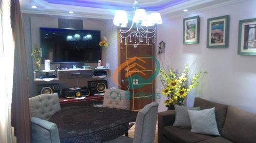 Imagem 1 de 20 de Apartamento Com 2 Dormitórios À Venda, 50 M² Por R$ 210.000,00 - Vila Izabel - Guarulhos/sp - Ap1874
