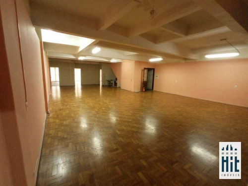 Imagem 1 de 15 de Salão Para Alugar, 219 M² Por R$ 2.700,00/mês - Ipiranga - São Paulo/sp - Sl0029