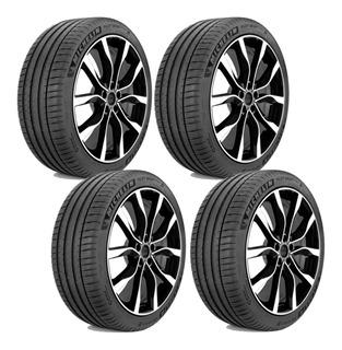 Kit 4 Neumáticos Michelin 255/50r20 109y Pilot Sport 4 Suv