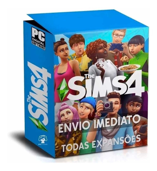 The Sims 4- Completo