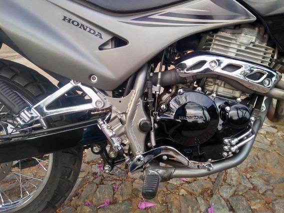 Falcon Nx 400 Full Black E Cromo