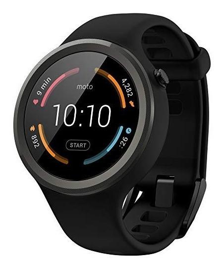 Moto 360 Sport 2da Gen Smartwatch 42mm, Envio Gratis!