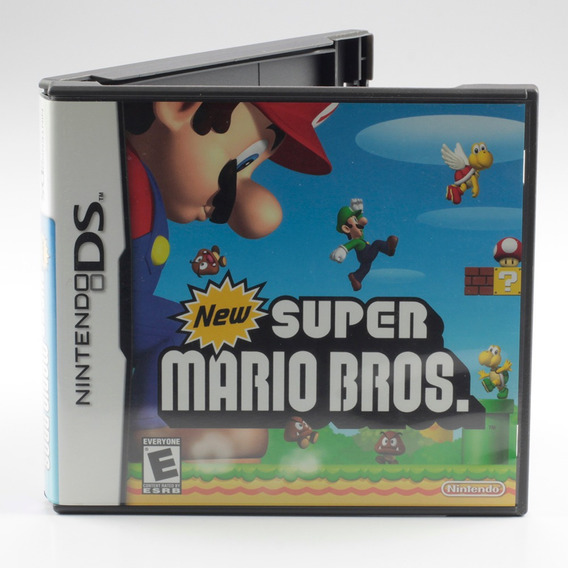 New Super Mario Bros Ds Nintendo Ds Nds Original