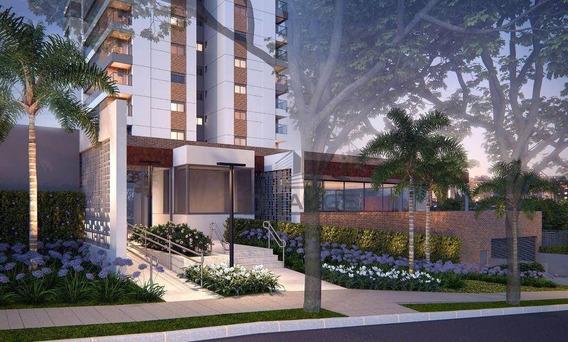 Apartamento Com 3 Dormitórios À Venda, 155 M² Por R$ 1.505.000,00 - Taquaral - Campinas/sp - Ap18077
