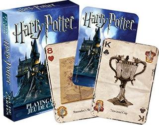 Baraja Cartas Harry Potter Individual Multi Color