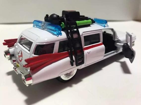 Miniatura Caça Fantasmas Ghostbusters 14cm Escala 1-32