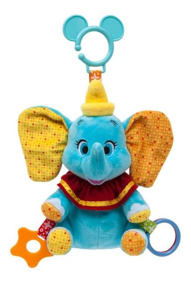 Pelúcia De Atividades 23 Cm - Disney - Dumbo - Buba