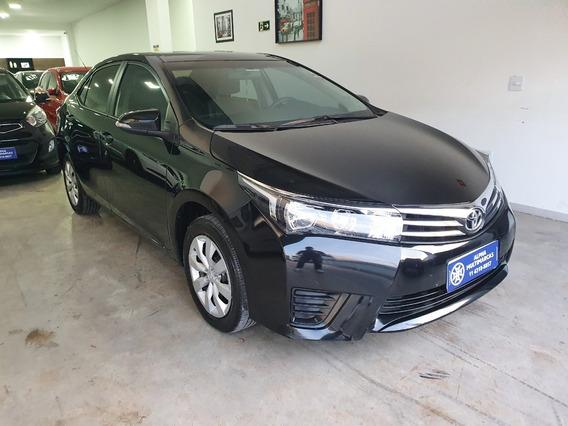 Toyota Corolla 1.8 Gli Automático Flex 2017