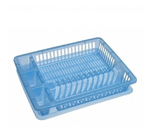 Secador Platos Escurridor Para Vajilla En Plástico Excelente