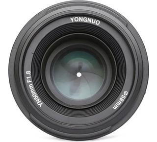 Lente Yongnuo 50mm Nikon