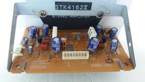 Placa Stk Amplificador Original Sony Lbt 495