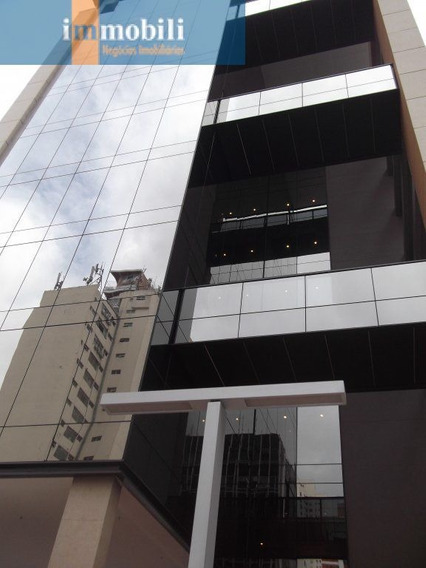 Conj. Comercial Para Venda No Bairro Jardins Em São Paulo - Cod: Ze72420 - Ze72420