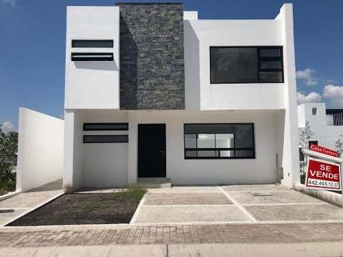 Estrena Hermosa Casa En Punta Esmeralda, 3 Recamaras, Hermosa Vista, De Lujo !!