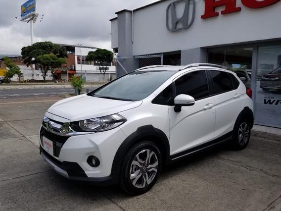 Honda Wr-v Ex 2019 Blanca - Seminueva
