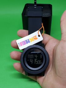 Relógio Skmei 1142 Digital Esporte Preto 50m A Prova Dágua