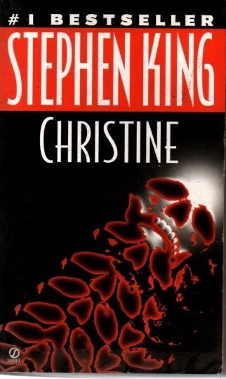 Livro Christine Stephen King