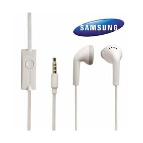 Fone De Ouvido Samsung Entrada P2 Branco Original 50%off