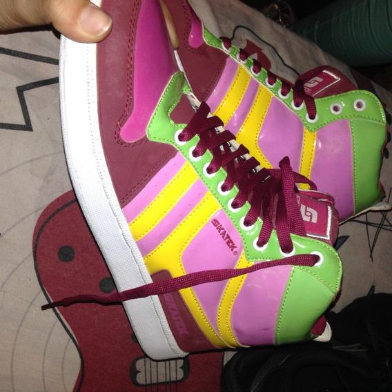 Zapatos Skatek