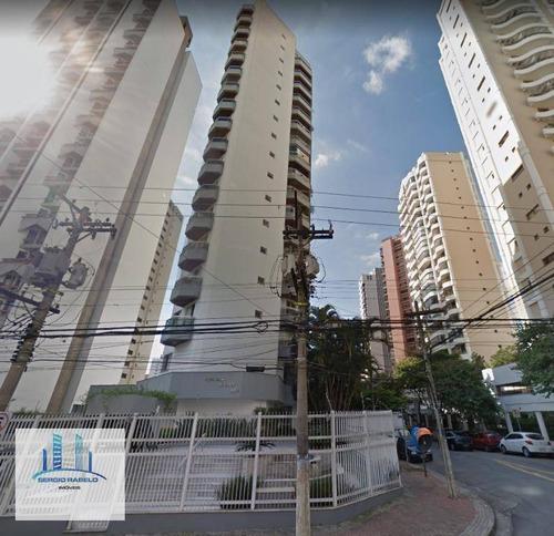 Imagem 1 de 13 de Apartamento Residencial Com 4 Dormitórios À Venda Na Avenida Jamaris- Moema, São Paulo/sp - Ap2356