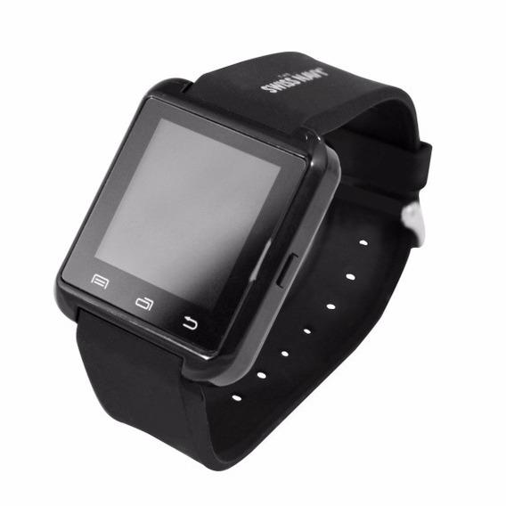 Reloj Swiss Navy Bluetooth Negro
