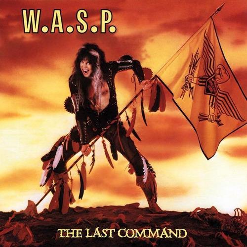 Imagen 1 de 2 de Wasp The Last Command Cd Nuevo Original Cerrado