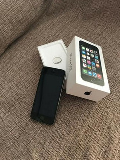 iPhone 5s Space Gray 16 Gb - R$ 350,00