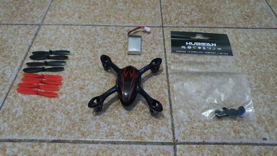 Acessórios Drone Hubsan X4 H107c, Bateria Hélices Etc