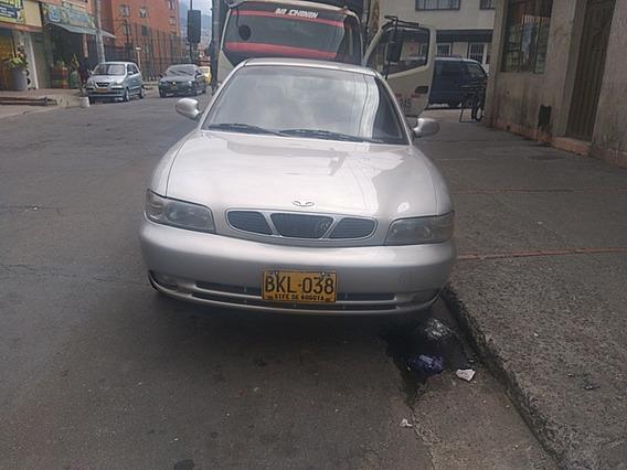 Daewoo Nubira Automovil 1999