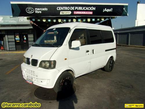 Dongfeng Mini Bus Sincronico 4x2