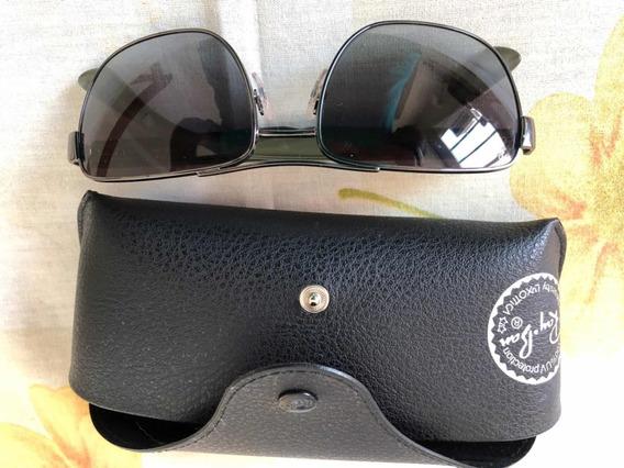 Óculos De Sol Ray Ban Original Com Caixa