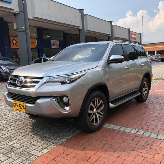 Toyota Fortuner 2019 4x4 Diesel 2.8
