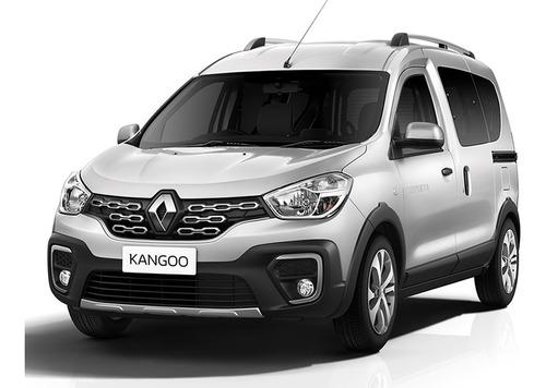 Renault Kangoo Stepway 1.5 Diesel Plateado 0km 2021 Contado
