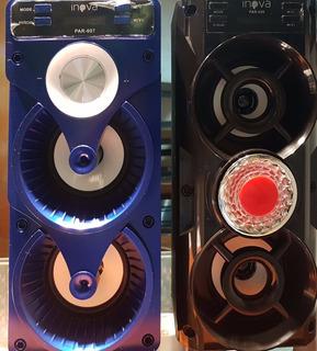 Parlante Portátil Bluetooth Radio Usb + Envío Gratis