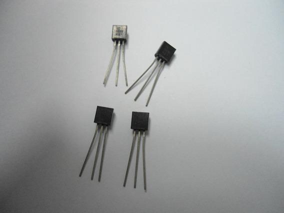 Transistor / Bc557 - 4 Unidades