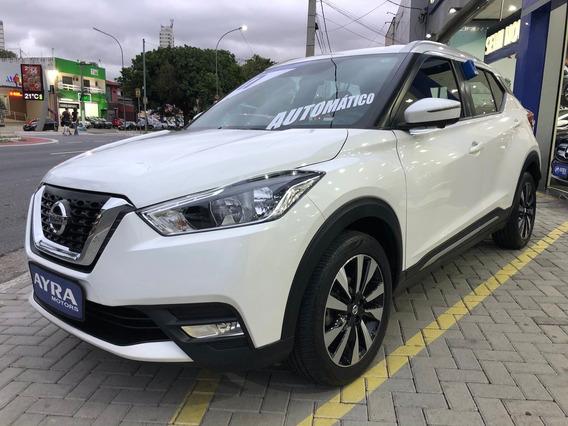 Nissan Kicks Sl 1.6 16v Flexstar 5p Aut. 2017/2017