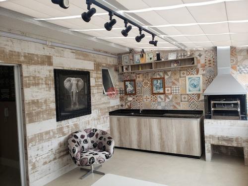 Sobrado De Condomínio À Venda, 160 M²  Na Vila Matilde - Af22612