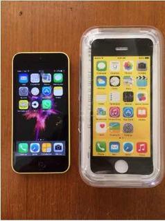 iPhone 5c Nota Fiscal Amarelo Desbloqueado Caixa Original