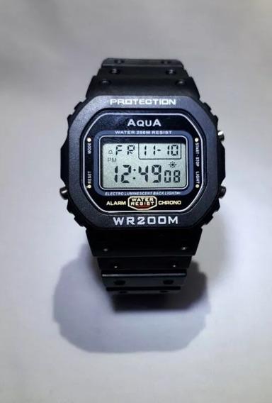Relógio Digital Cronômetro (citizen, Casio, G-shock)