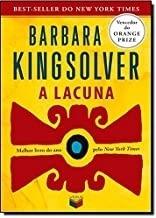 Livro A Lacuna Barbara Kingsolver