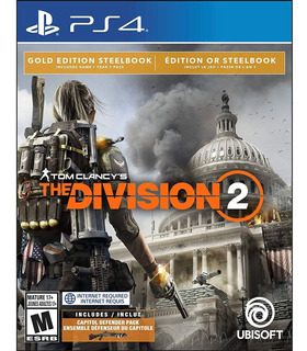 The Division 2 Gold Edition Ps4( Leer Descripción)