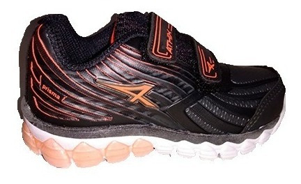 Zapatillas Para Niños Athix Prisma Velcro