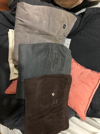 Pantalon De Corderoy Kevingston Pinzado