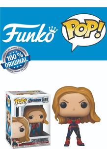 Funko Pop! Avengers Endgame - Captain Marvel 459