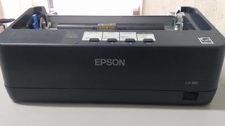 Impressora Matrical Epson Lx-350 Revisada C/ Fita Nova !