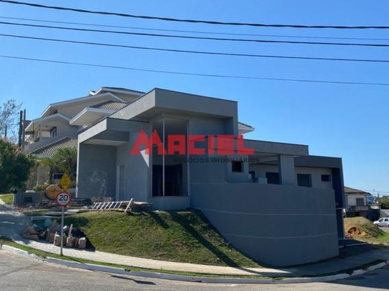 Venda - Casa Cond. Fechado Cond Floradas Da Serra - Urbanova - 1033-2-83790