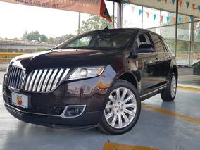 Lincoln Mkx Awd 2013 Premier Piel Qc Panoramic Gps R-20 3.7l