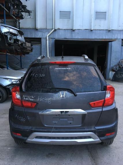 Sucata Honda Wr-v 1.5 Exl Flex Aut. 5p, Import Multipeças