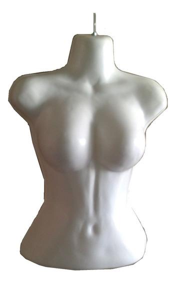 10 Exhibidor Blusa Busto Dama Paquete 10 Pzs
